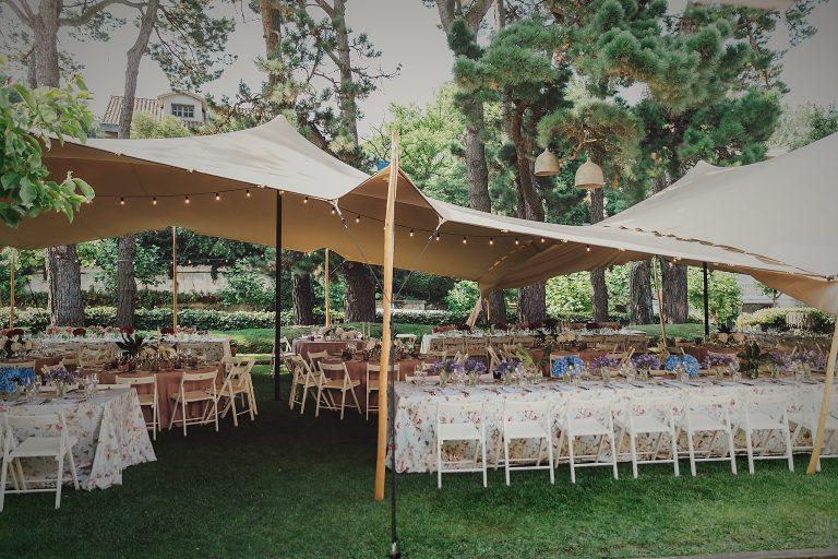 Las bodas de primavera en Deluz